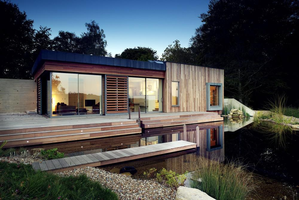 Image of: Charming Modern Cottage Style Homes