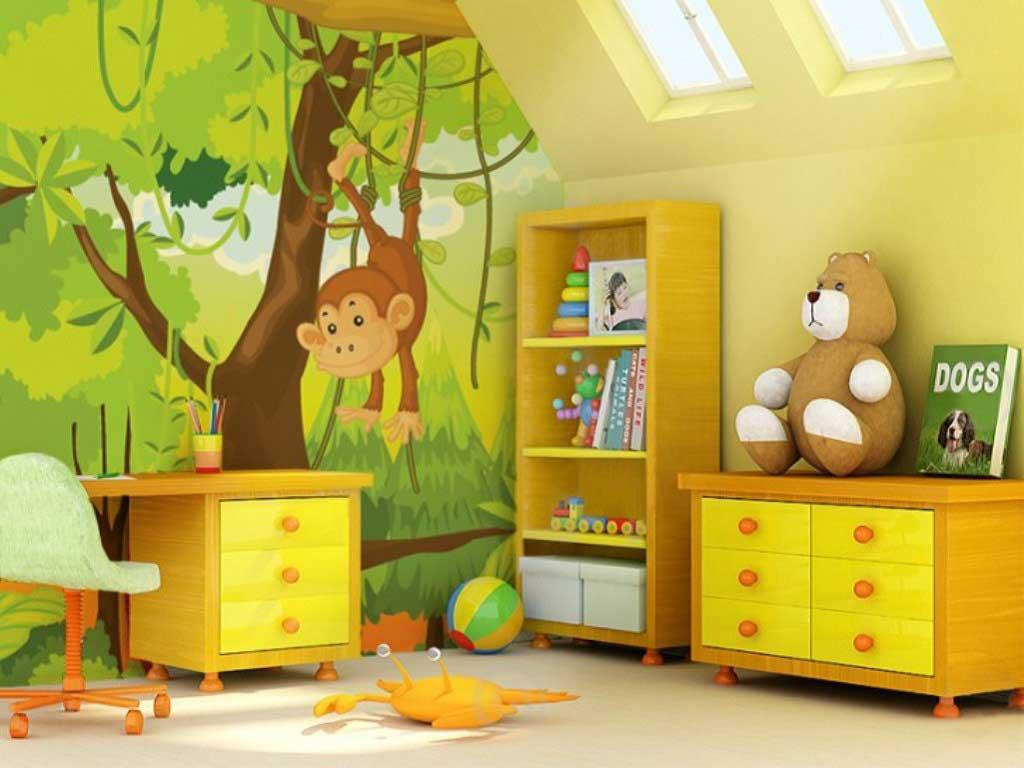 Image of: Cheap Organizing Ideas For Kids Rooms