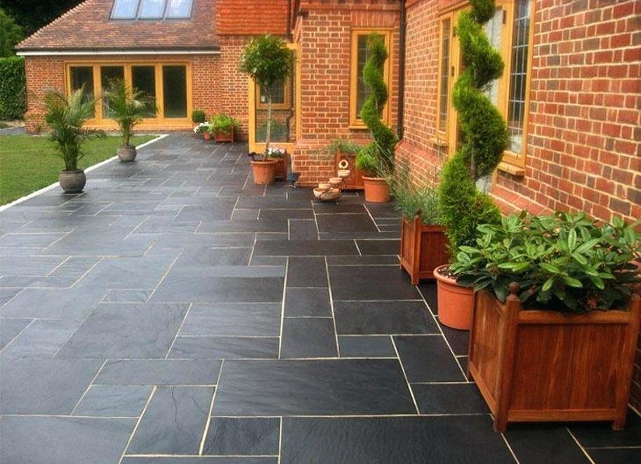 Image of: Cheap Patio Flooring Ideas Uk