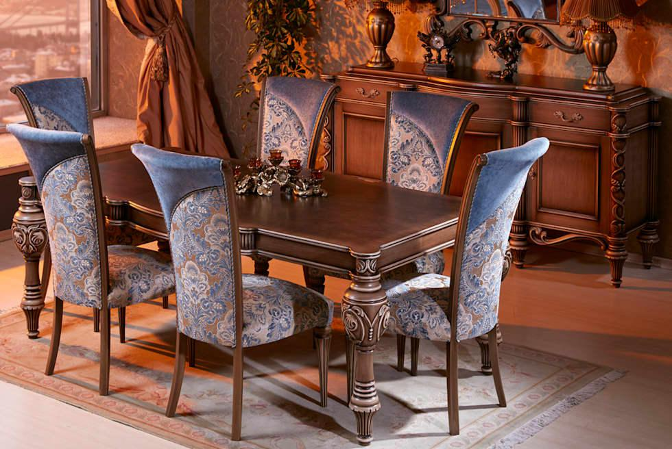 Image of: Classic Dining Room Colors