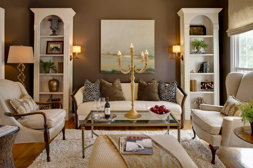 Image of: Comfortable Living Room Design Ideas