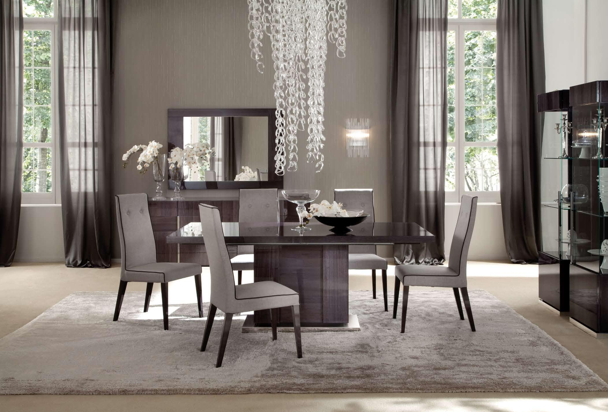 Image of: Contemporary Dining Room Sets Near Me