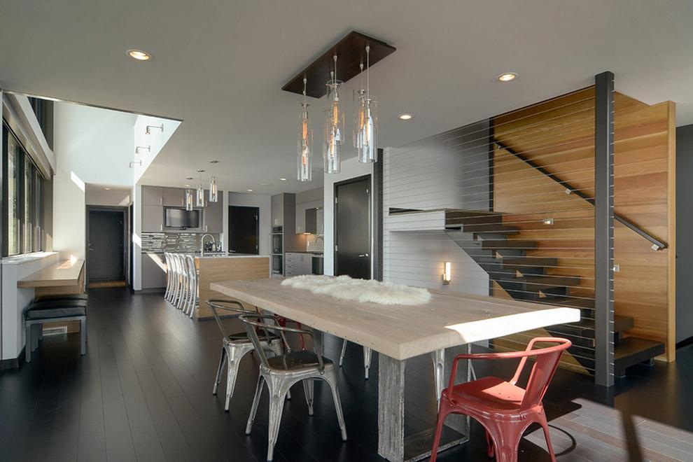 Image of: Contemporary Home Interiors Pictures