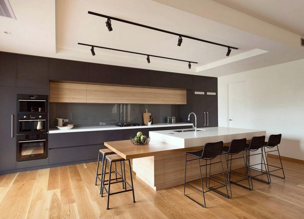 Image of: Contemporary Kitchen Design Ideas