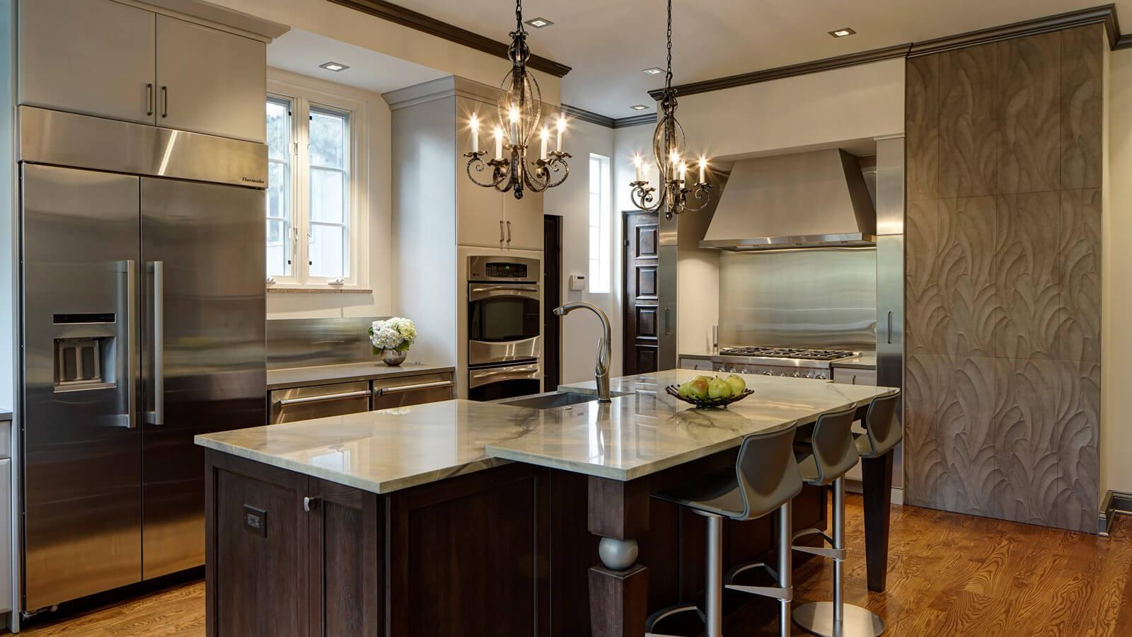Image of: Contemporary Kitchen Design Pictures