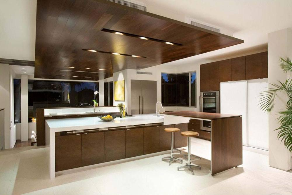 Image of: Contemporary Kitchen Design Small