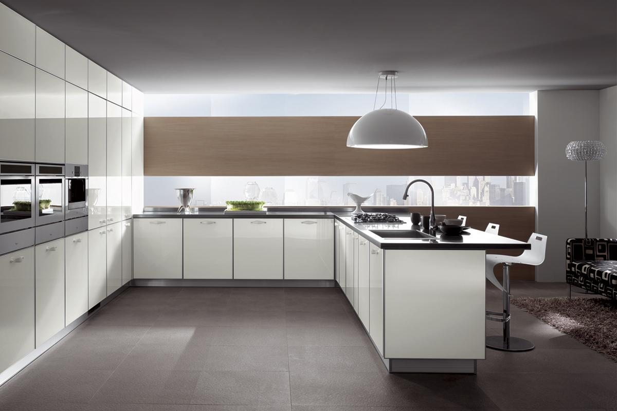 Image of: Contemporary Kitchen Design Tips