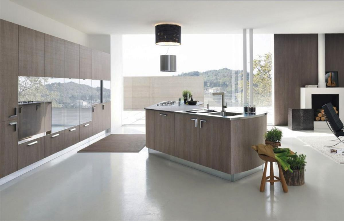 Image of: Contemporary Kitchen Designs Images