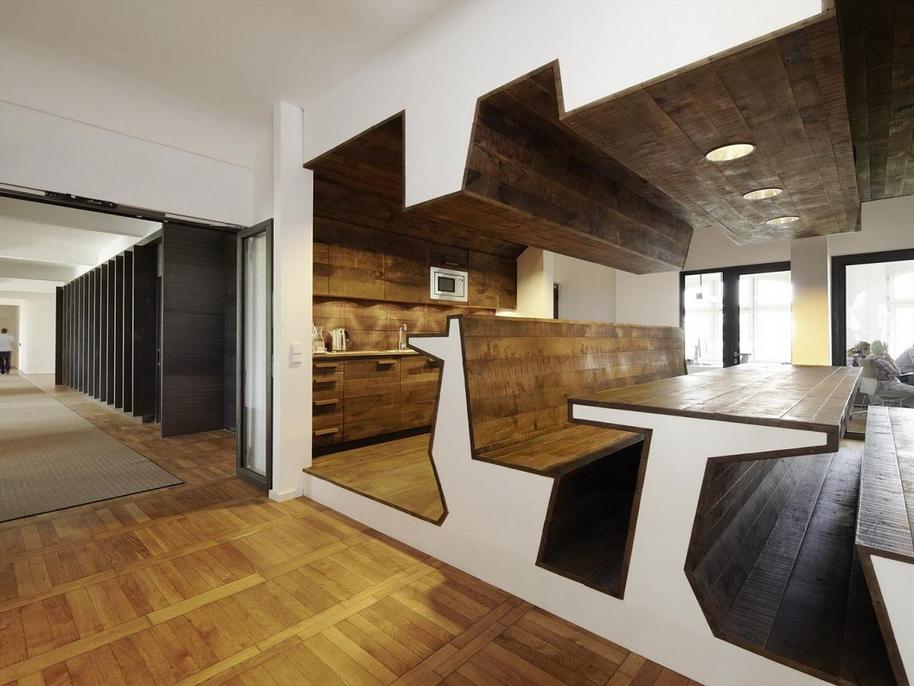 Image of: Contemporary Office Interior