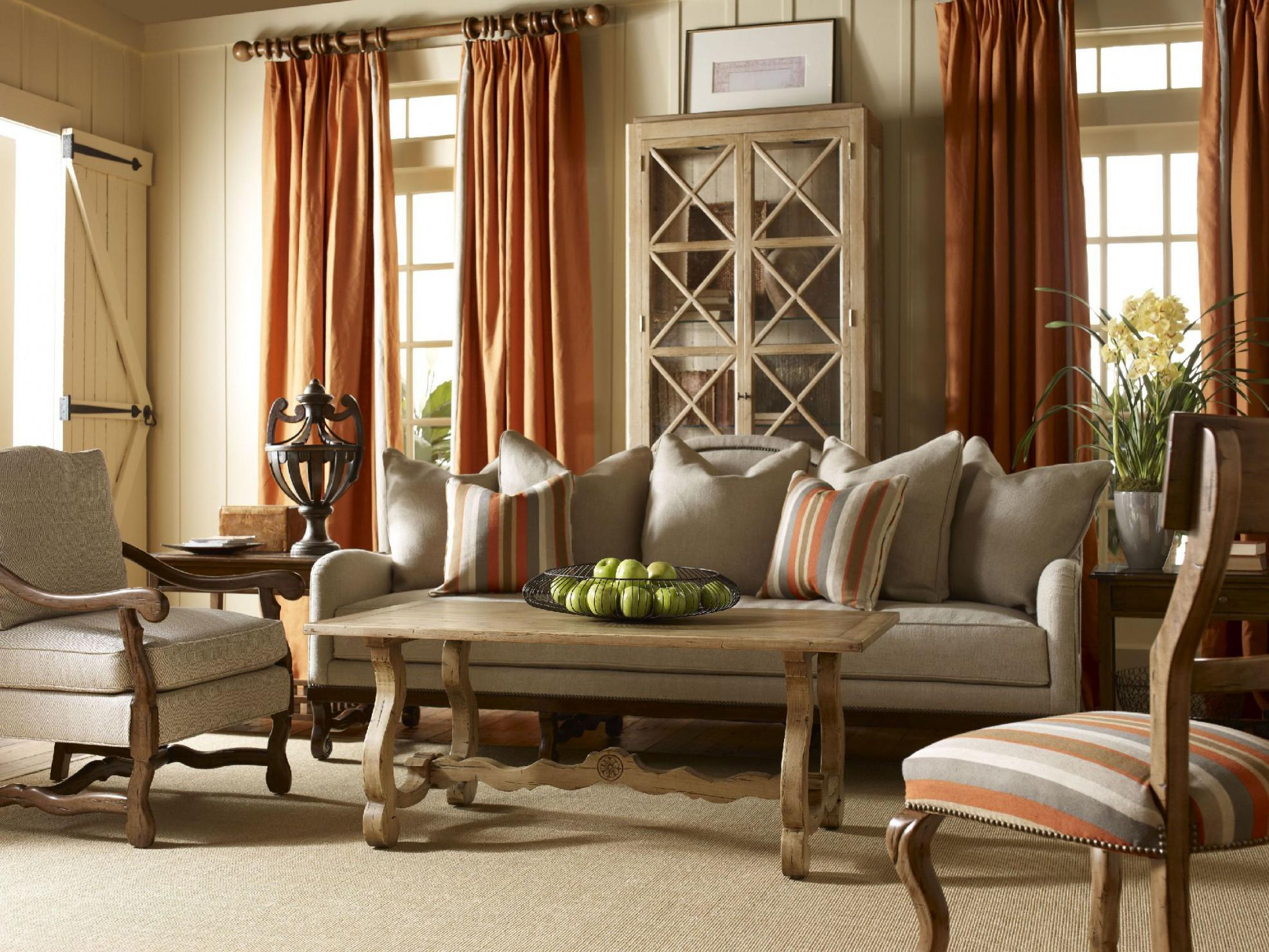Image of: Country Home Interior Decorating Ideas