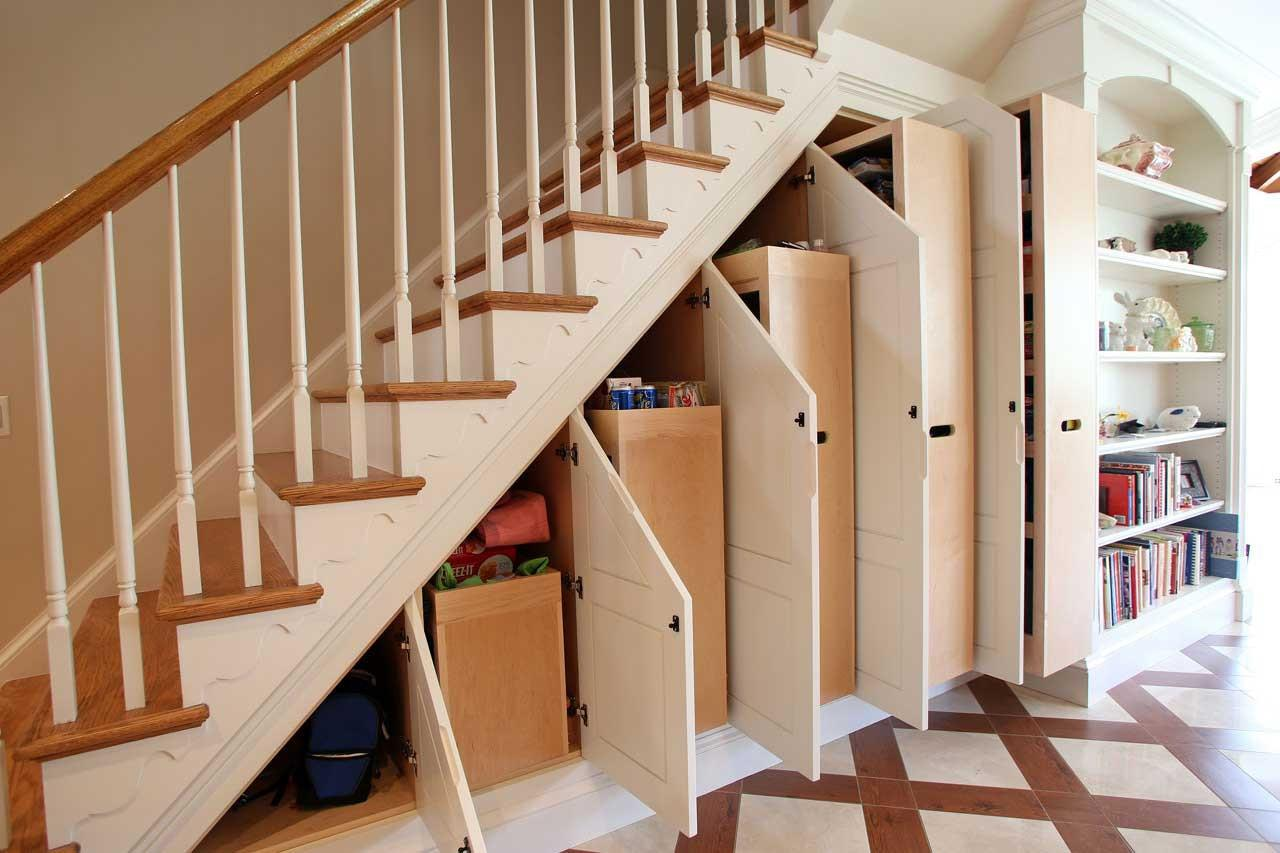 Image of: Cupboard Under The Stairs Style