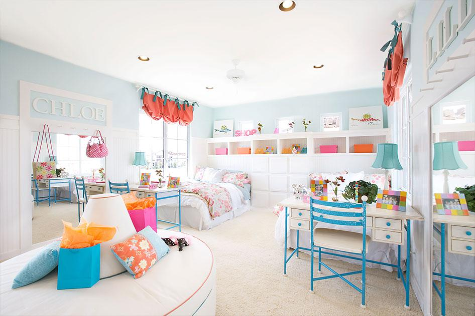 Image of: Cute Ideas For Toddler Girl Room