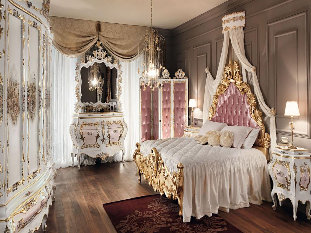 Image of: Decorate Victorian Bedroom