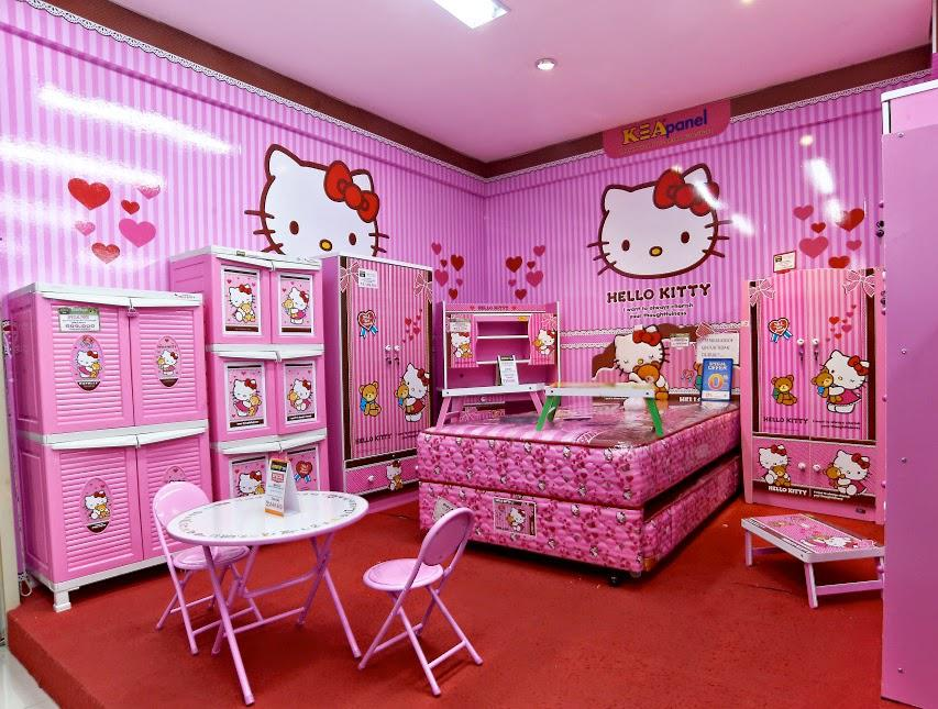 Image of: Diy Hello Kitty Room Ideas