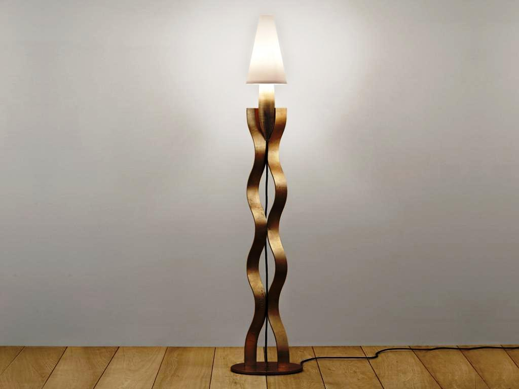 Image of: Elegant Floor Lamp Lighting