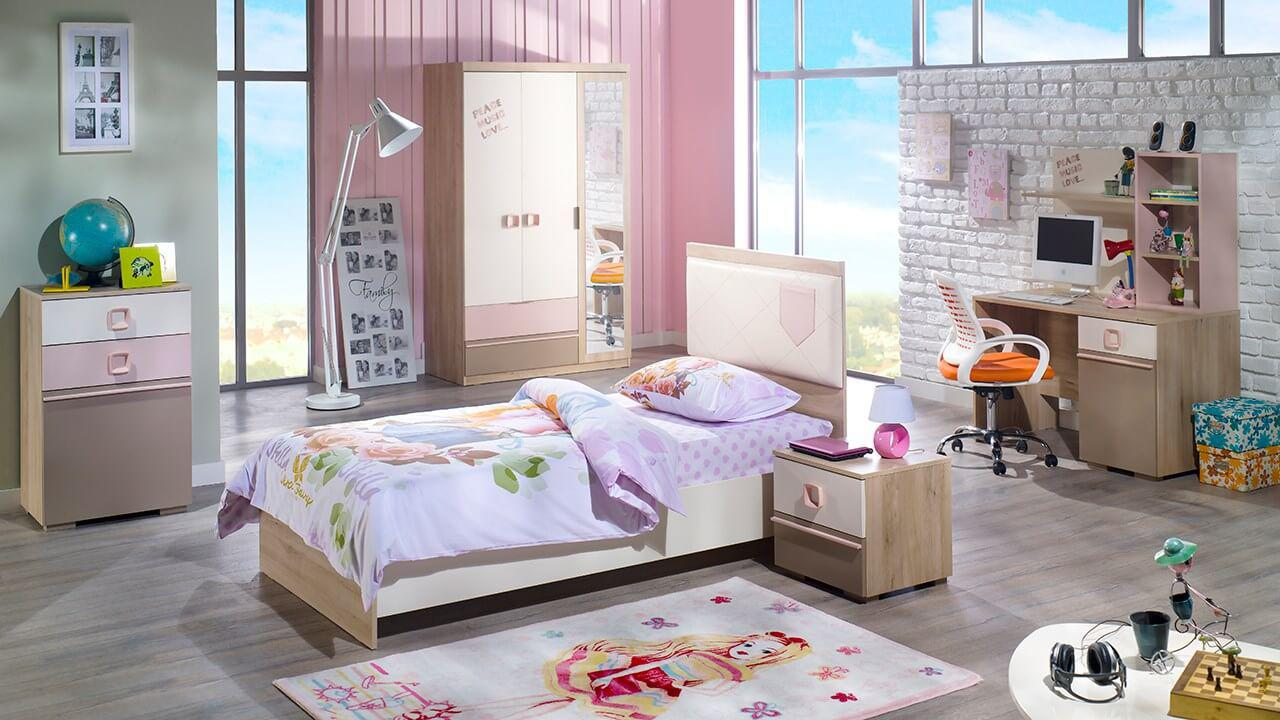 Image of: Elegant Young Room Furniture