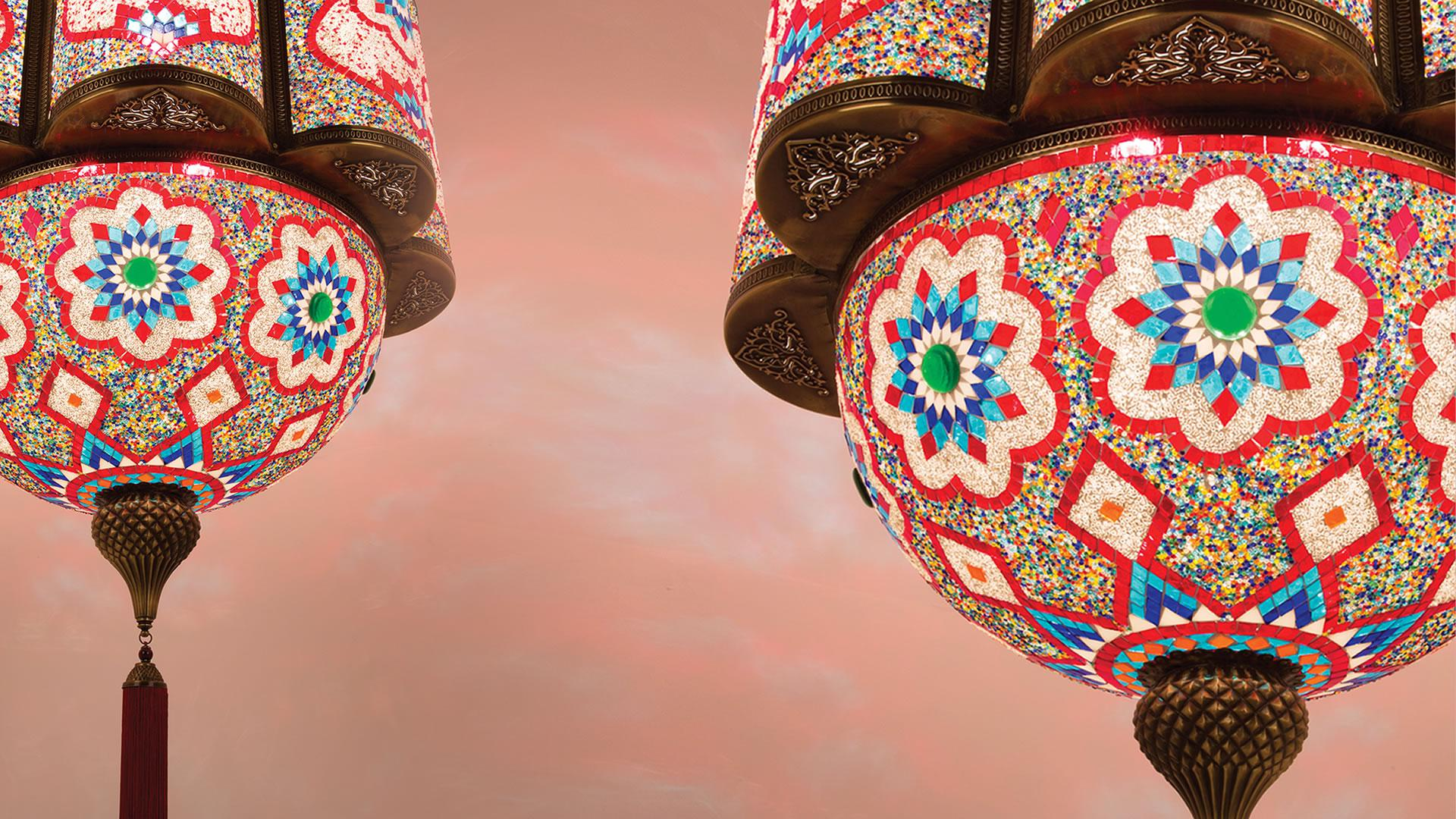 Image of: Exotic Lamps Style