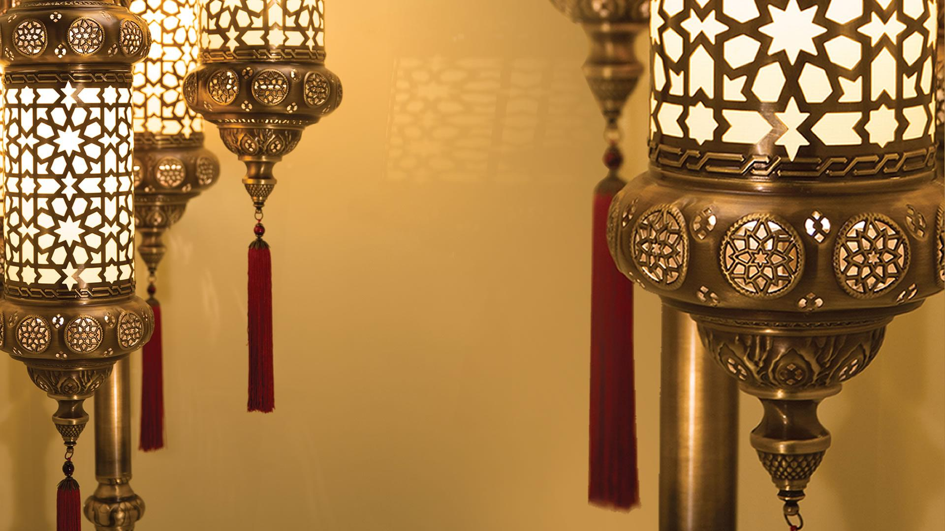 Image of: Exotic Lamps