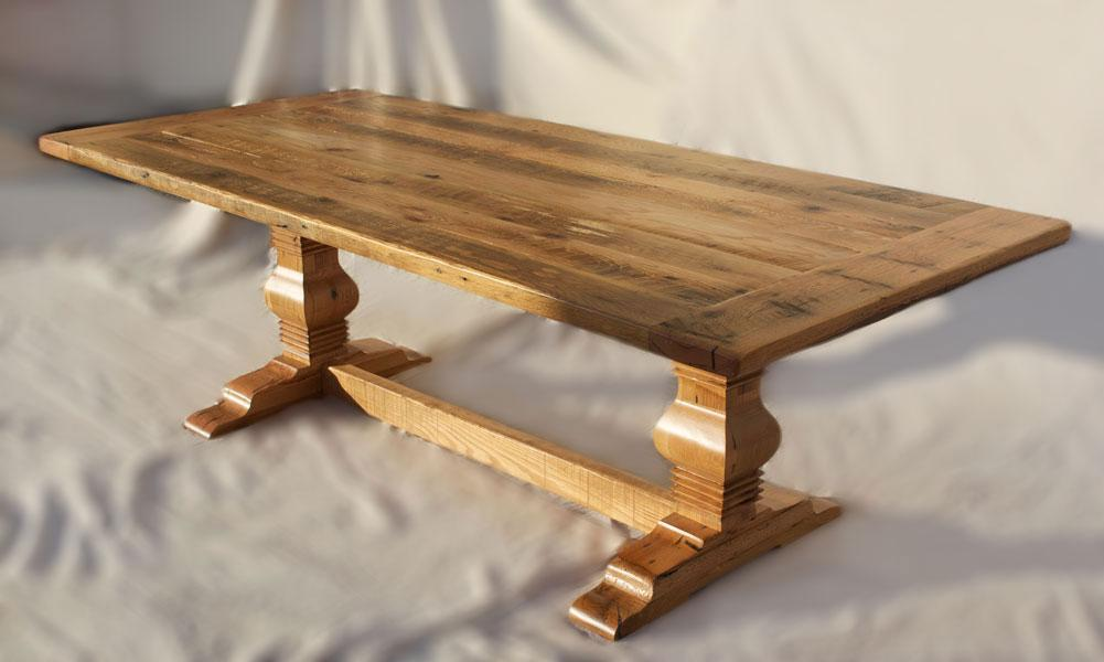 Image of: French Farmhouse Table Ebay