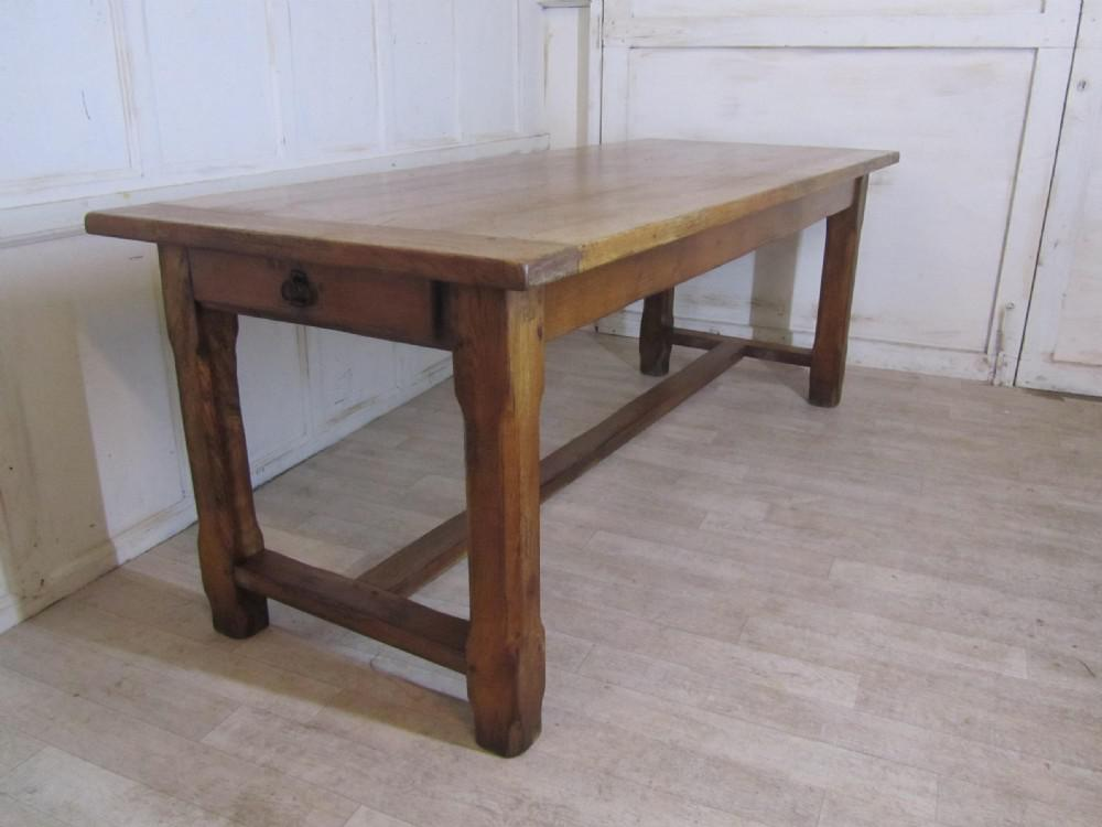 Image of: French Farmhouse Table