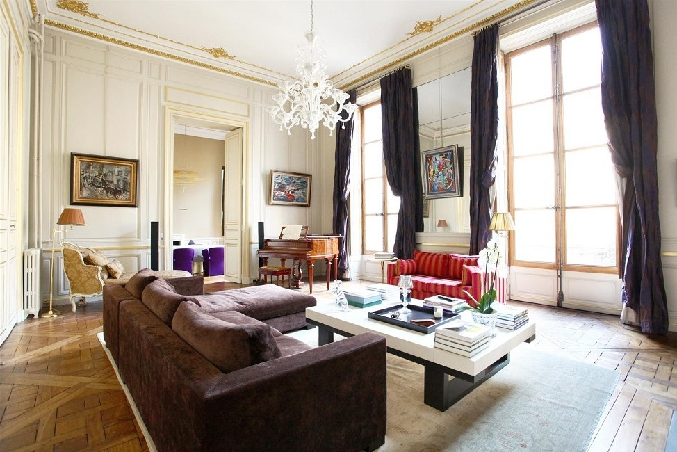 French Interior Design Style