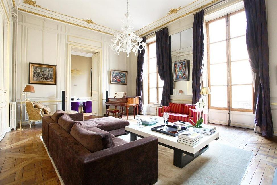 Image of: French Style Interior