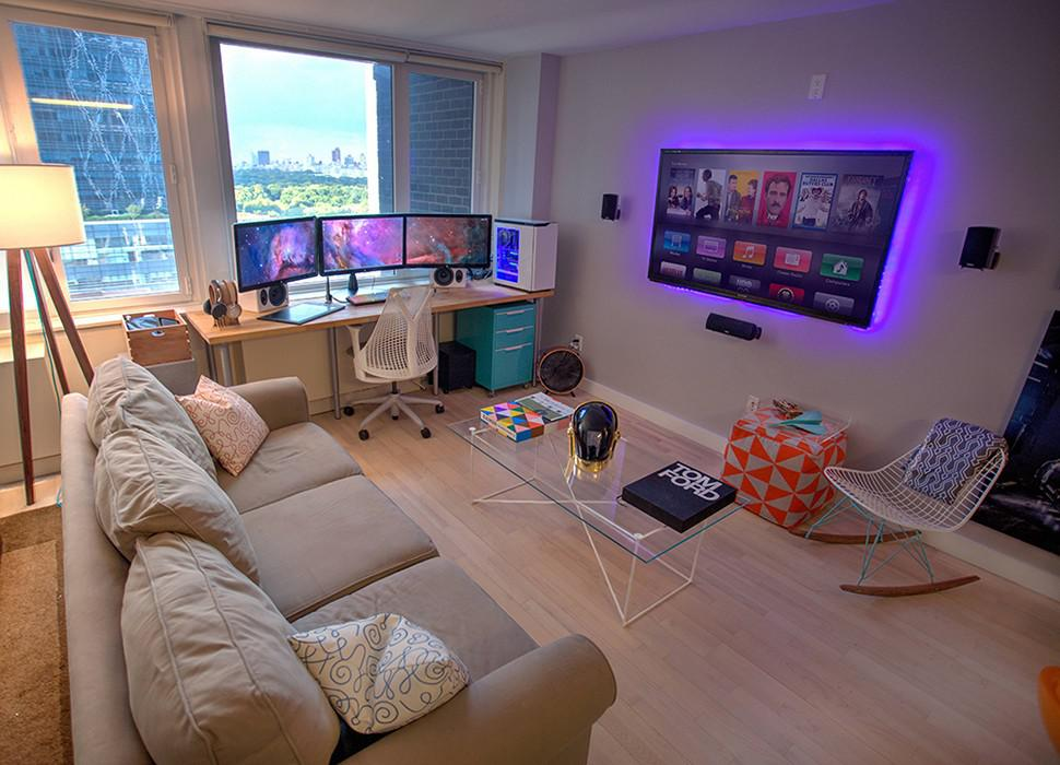 Image of: Game Room Ideas Cheap