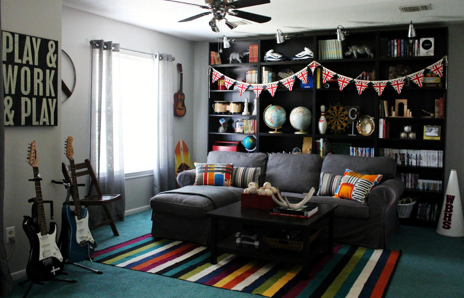 Image of: Game Room Ideas On A Budget
