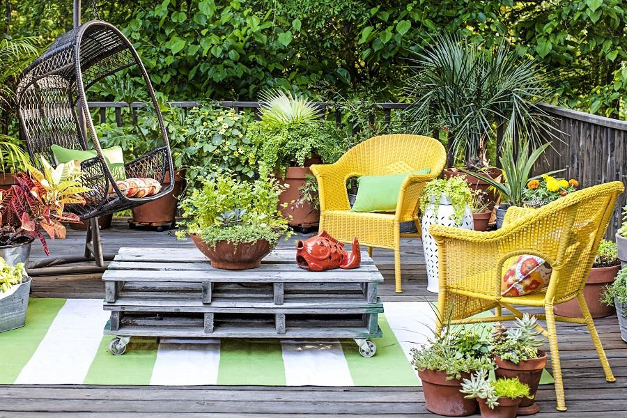 Gardens Decorating Ideas
