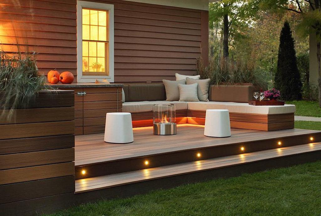 Gardens Seating Ideas