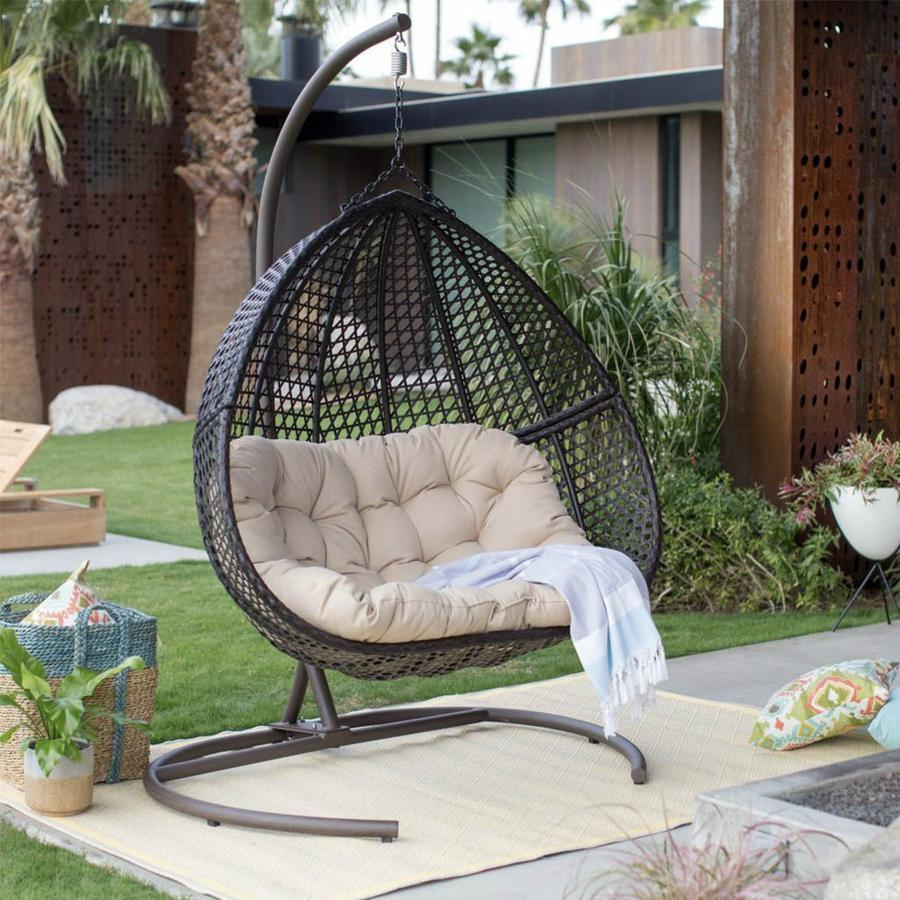 Image of: Garden Swing Chair Accessories