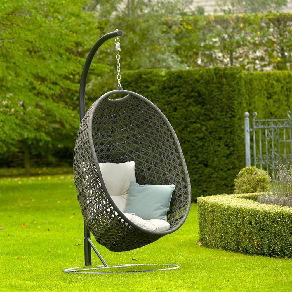 Image of: Garden Swing Chair B&Q