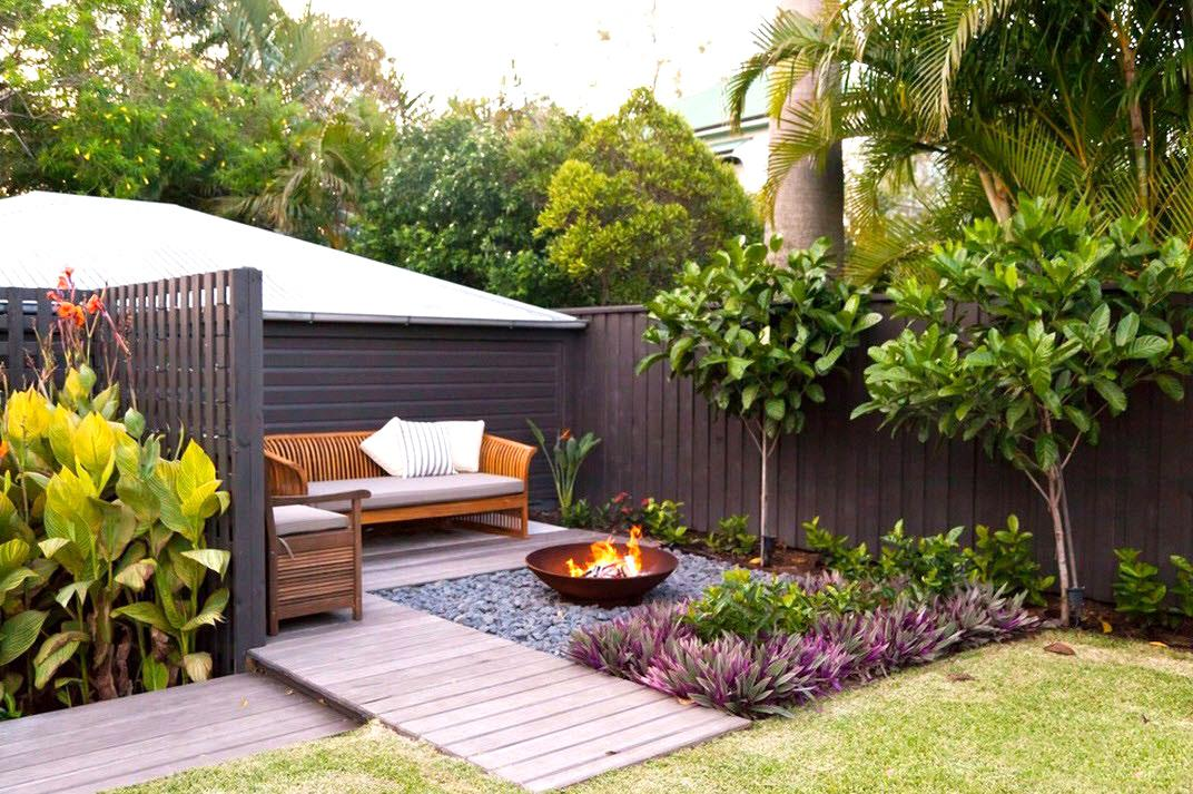 Image of: Gardening Ideas For Small Areas