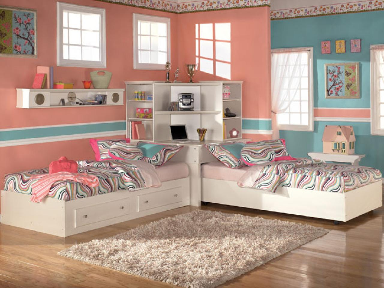 Image of: Girl Twin Beds Cheap