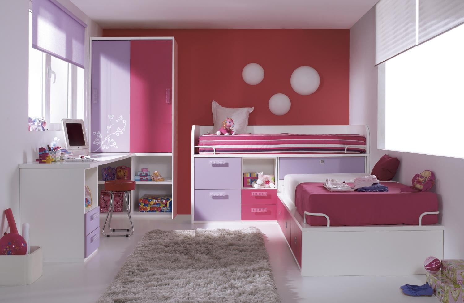Image of: Girls Bedroom Ideas For Small Rooms