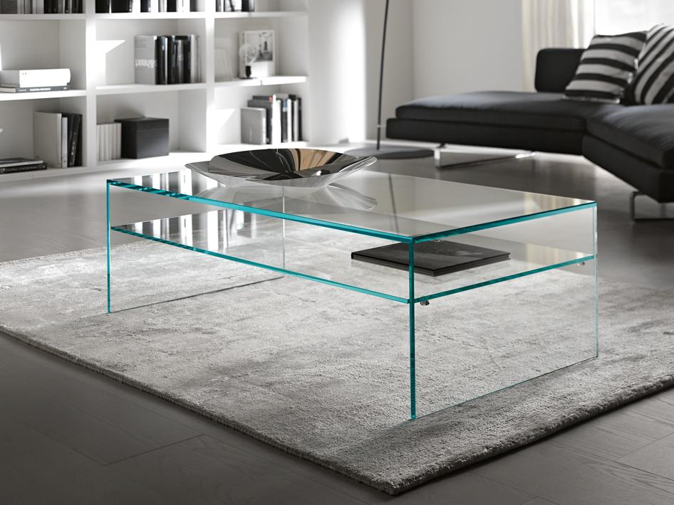 Image of: Glass Coffee Tables Ikea