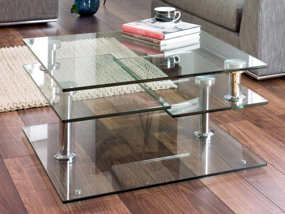 Image of: Glass Coffee Tables Walmart