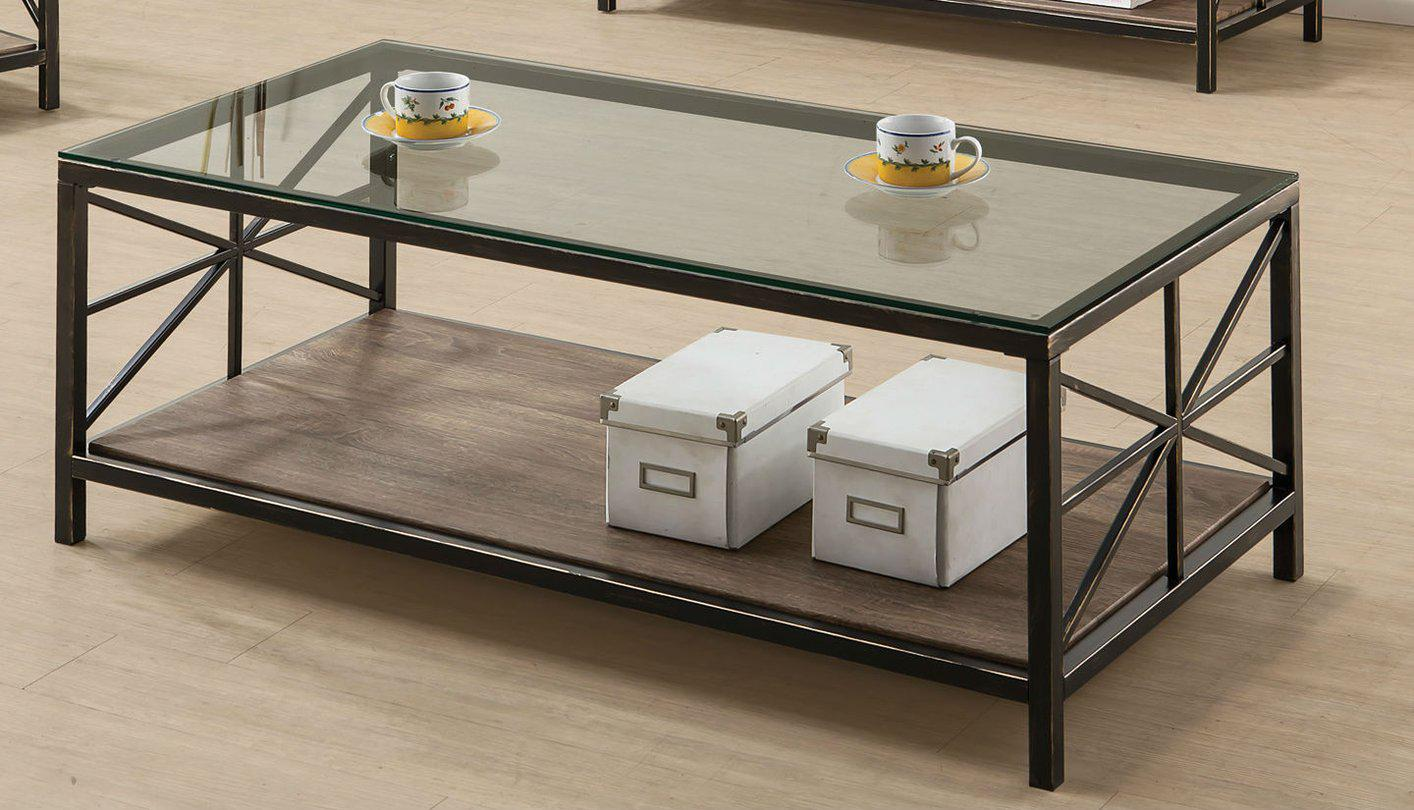 Image of: Glass Coffee Tables