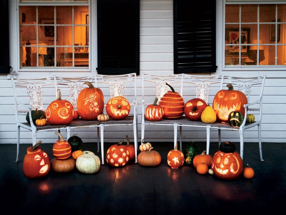 Image of: Halloween Decorations