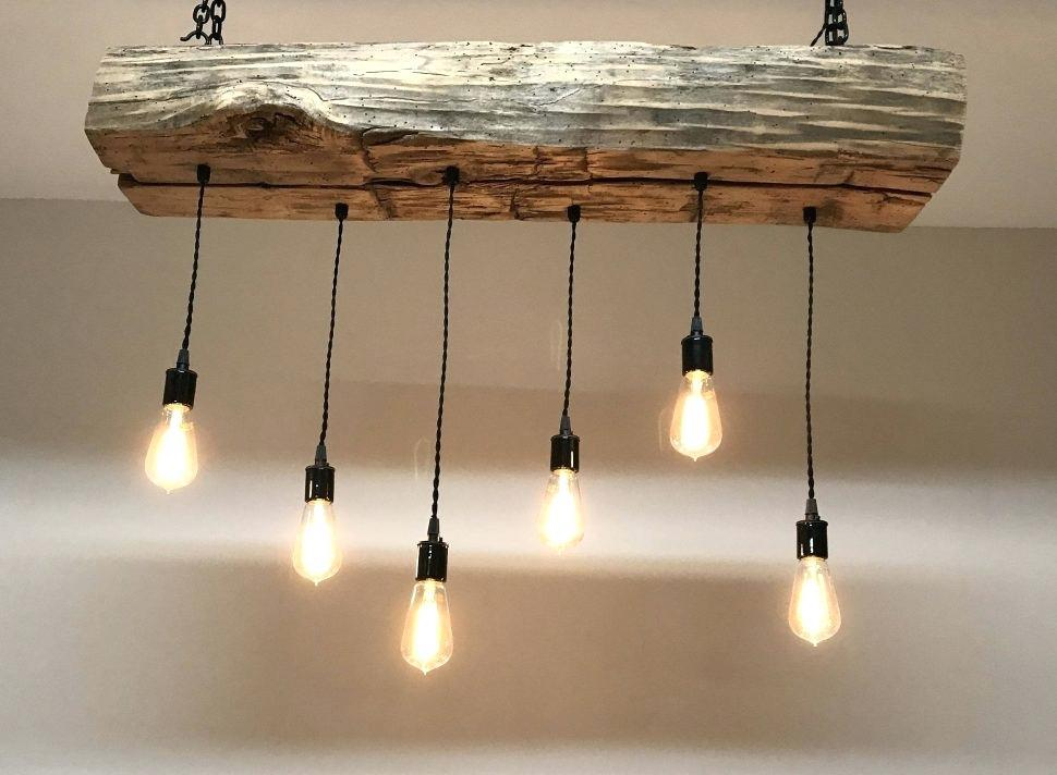 Image of: Hanging Pendant Lights Kitchen