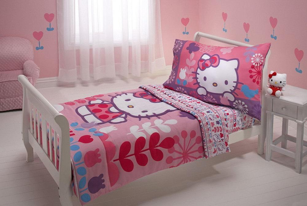 Image of: Hello Kitty Room Ideas Pinterest