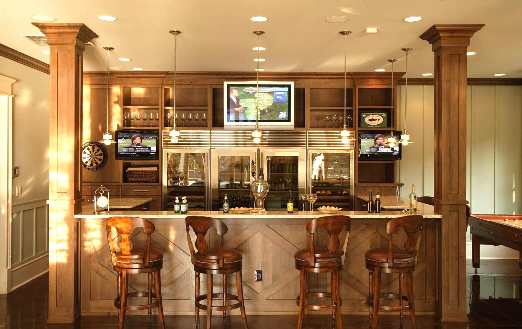Image of: Home Bar Pictures Inspirations