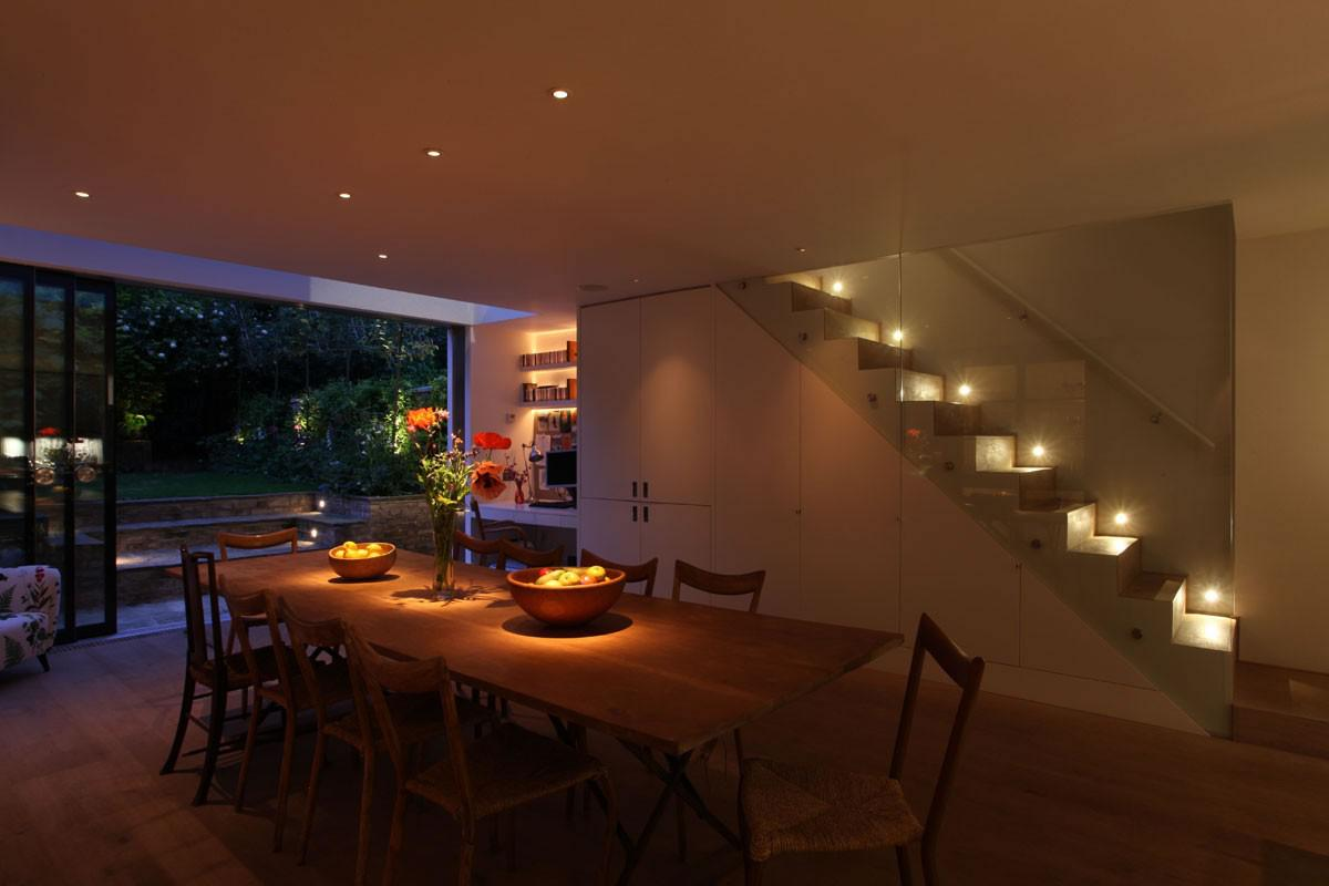 Image of: House Interior Lights Designs