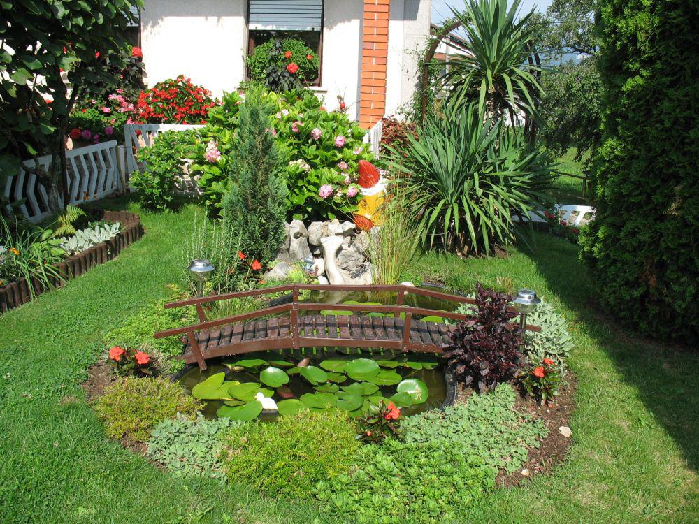 Image of: How To Create A Beautiful Garden On A Budget