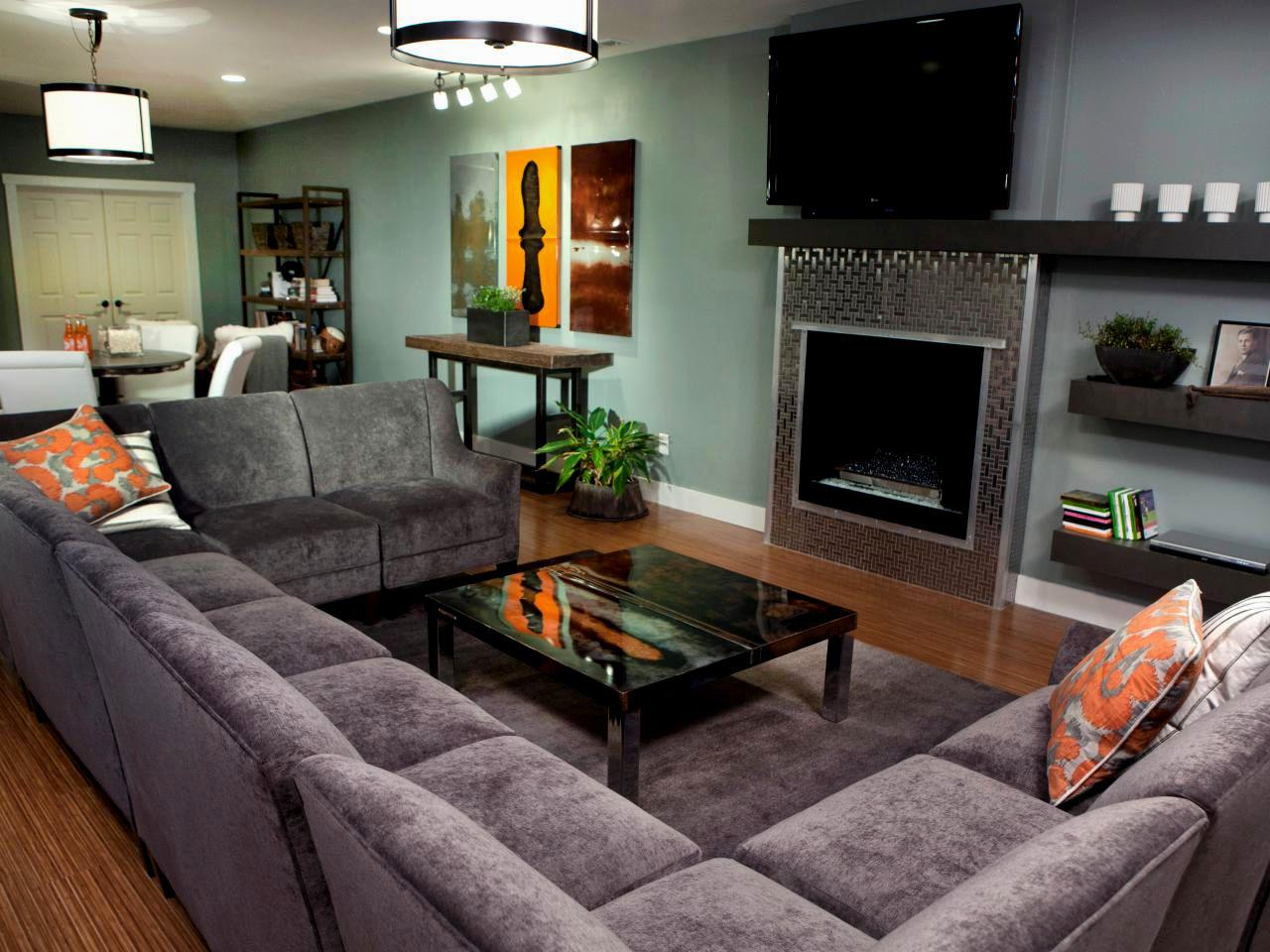 Image of: How To Decorate A Living Room