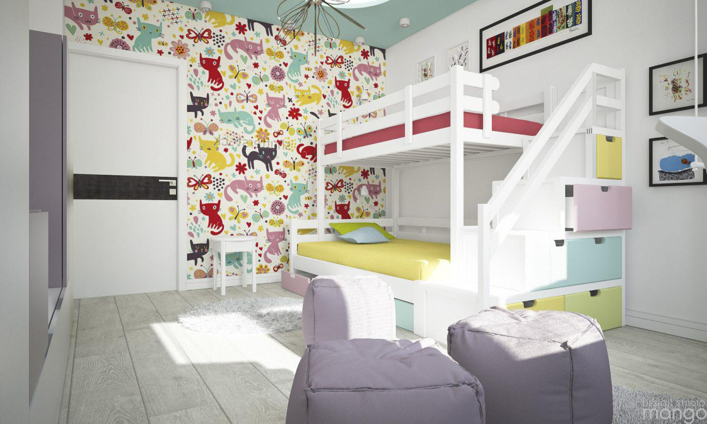 Image of: How To Design Beautifu Kids Room