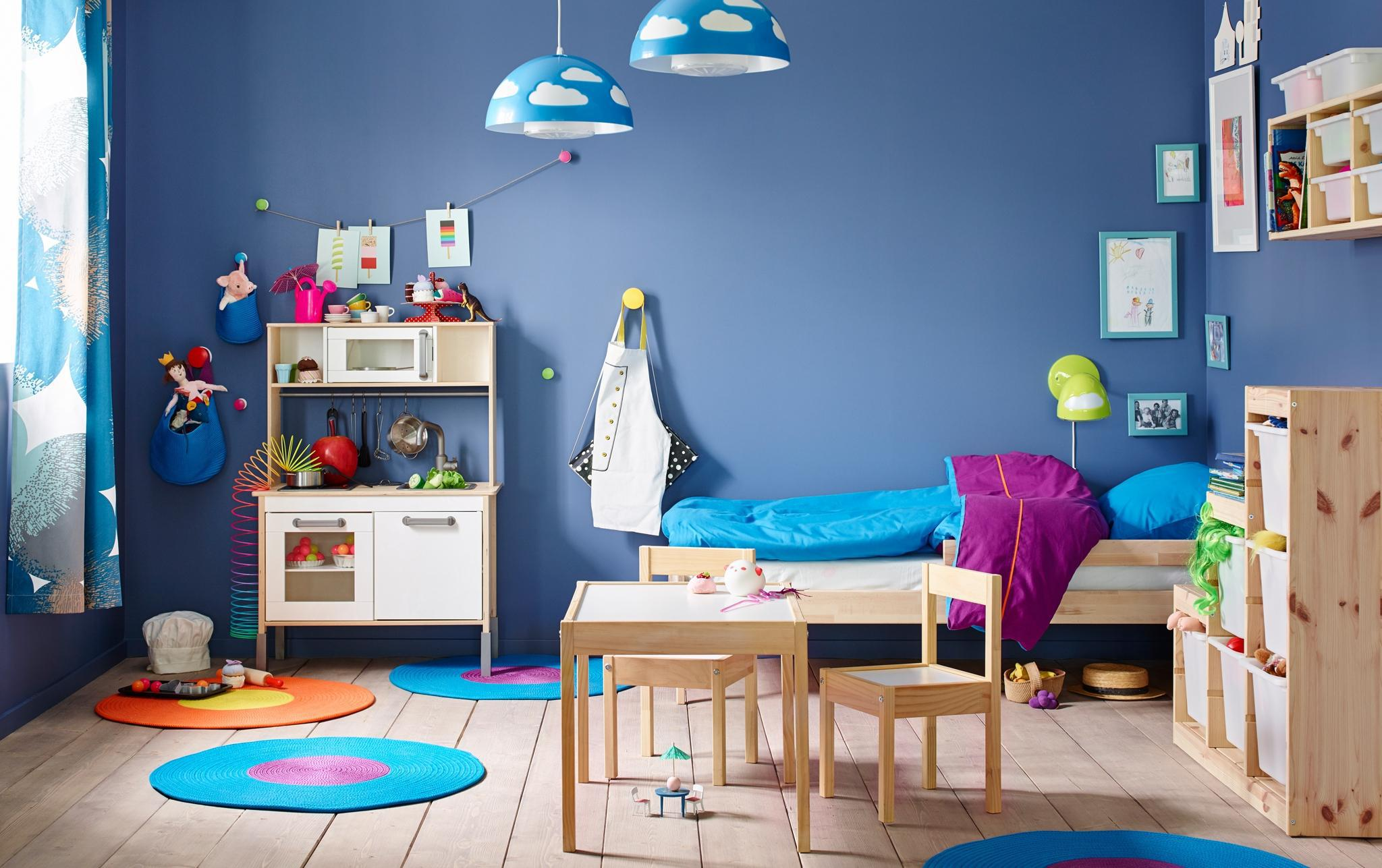 Image of: How To Design Kids Room Ideas