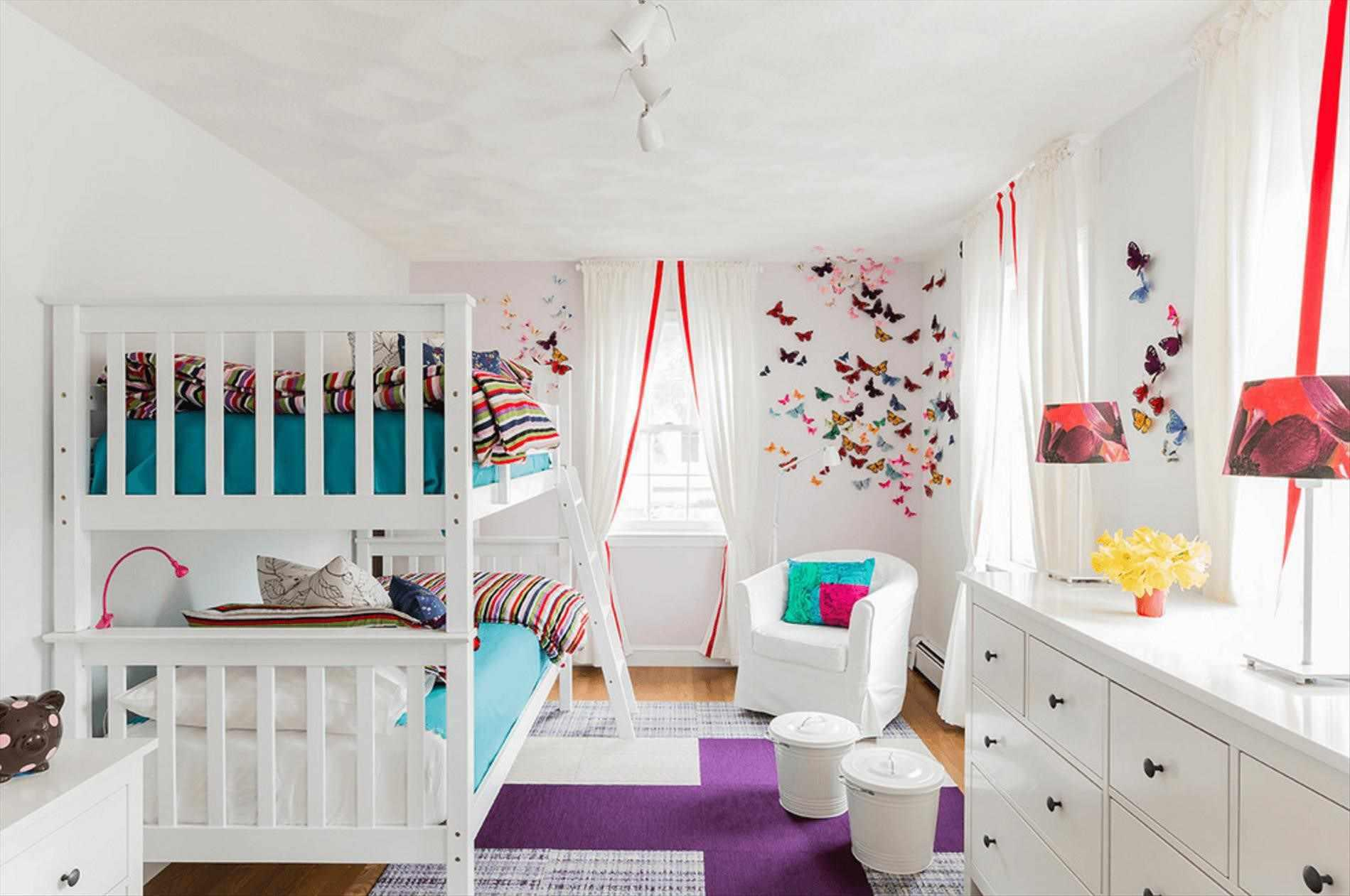 Image of: How To Design Kids Room Plans