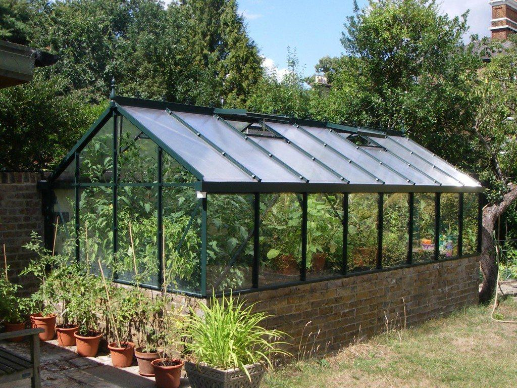 Image of: How To Make A Greenhouse
