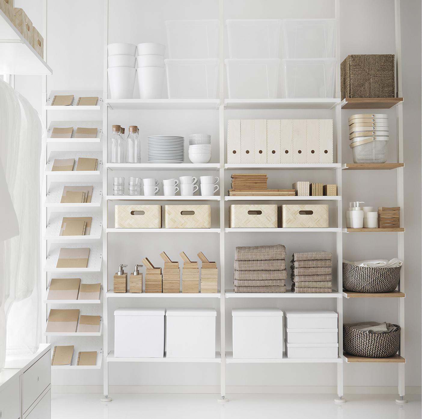 Image of: IKEA Storage Systems